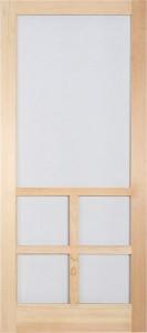 DOORS - Screen door